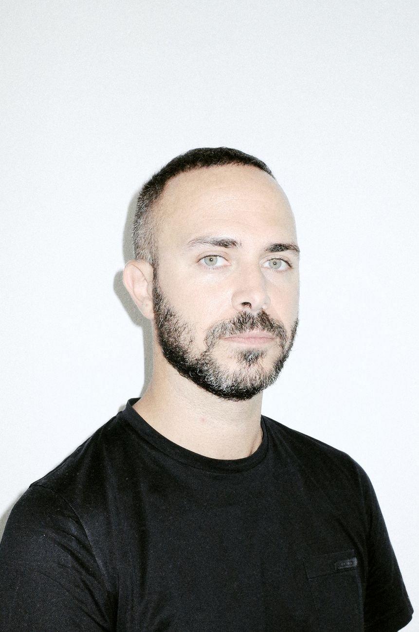 Guglielmo Castelli. Photo Mattia Giordano