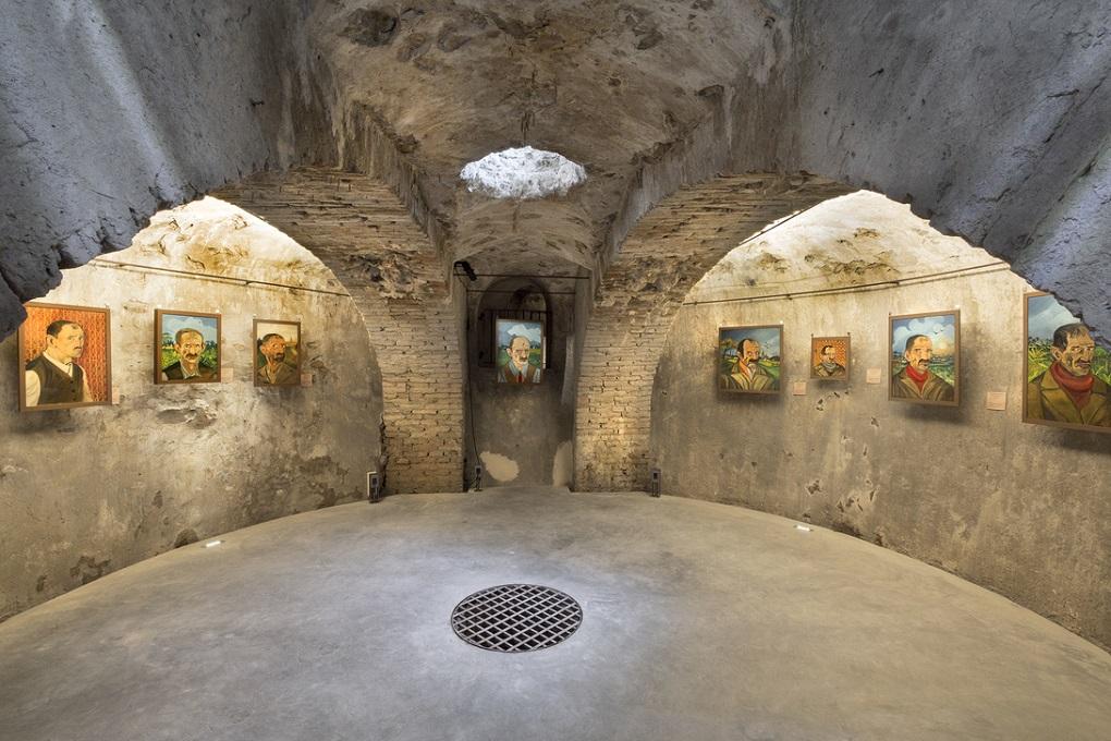LIGABUE E VITALONI Fondazione Archivio Antonio Ligabue