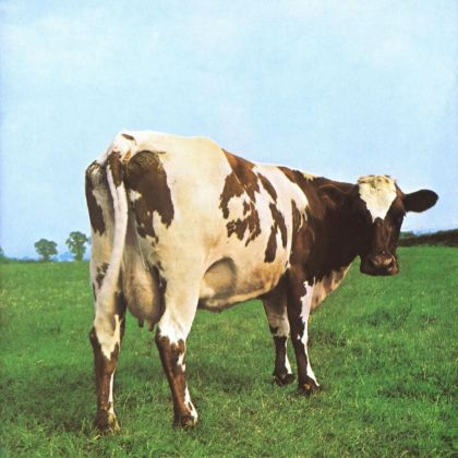 "La copertina di ""Atom Hearth Mother"" (1970) dei Pink Floyd firmata da Storm Thorgerson"