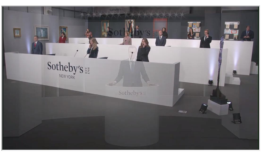 Le aste di Sotheby's New York