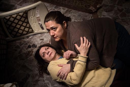 Le sorelle Macaluso, di Emma Dante, 2020 - Lia e Katia