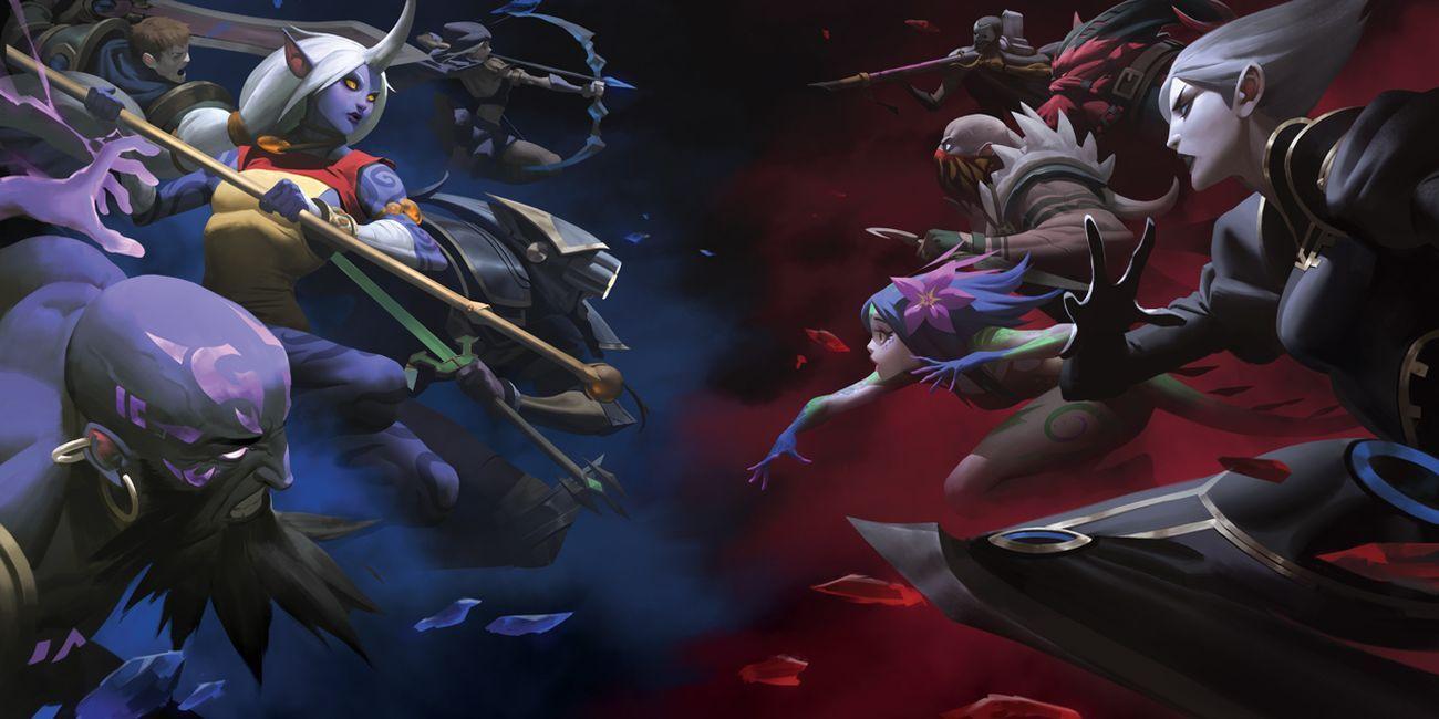 League of Legends da Riot Games