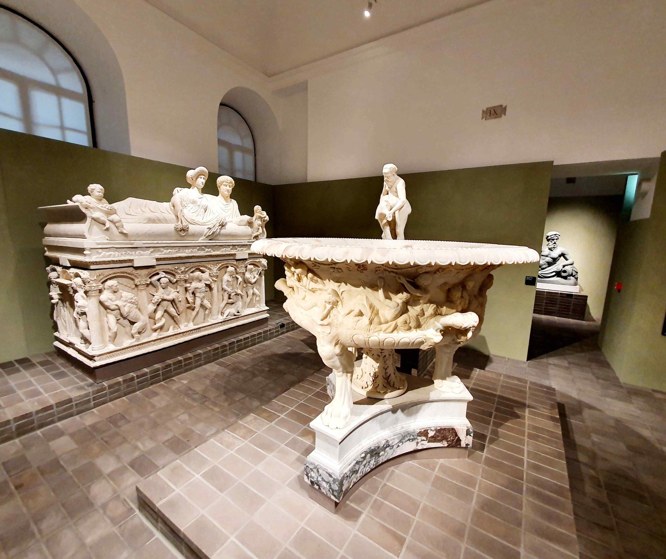 Marmi Torlonia. Collezionare Capolavori. La Mostra a Villa Zucchi di Roma. ph Massimiliano Tonelli
