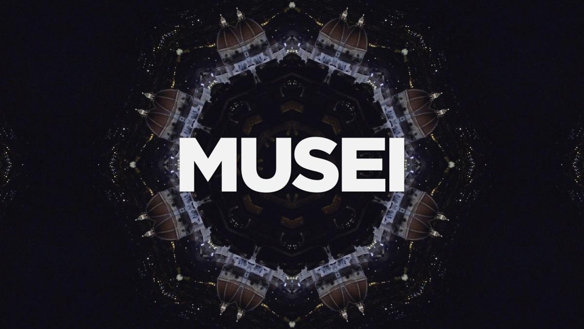 Musei, Sky Arte