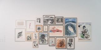Opere di Raymond Pettibon dalla Museion Collection e dalla Kagge Collection