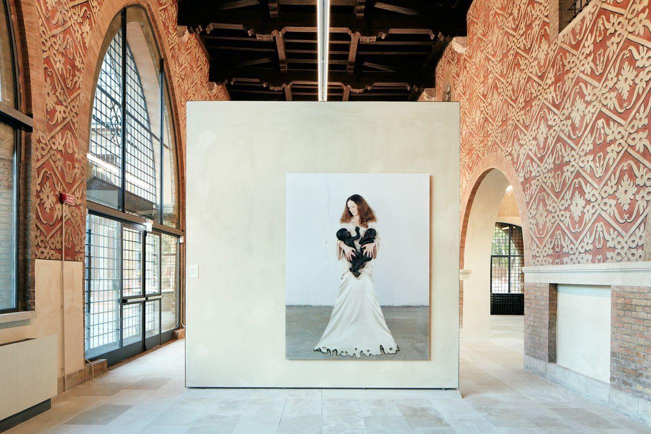 PART – Palazzi dell'Arte Rimini, installation view, 2020. Photo © Henrik Blomqvist
