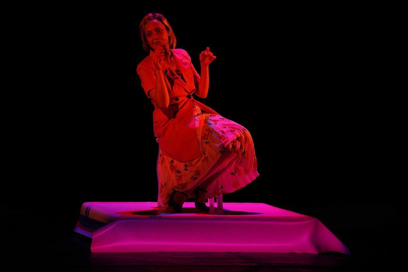 Primavera dei Teatri 2020. Piccola Compagnia Dammacco, Spezzato è il cuore della bellezza. Photo Angelo Maggio