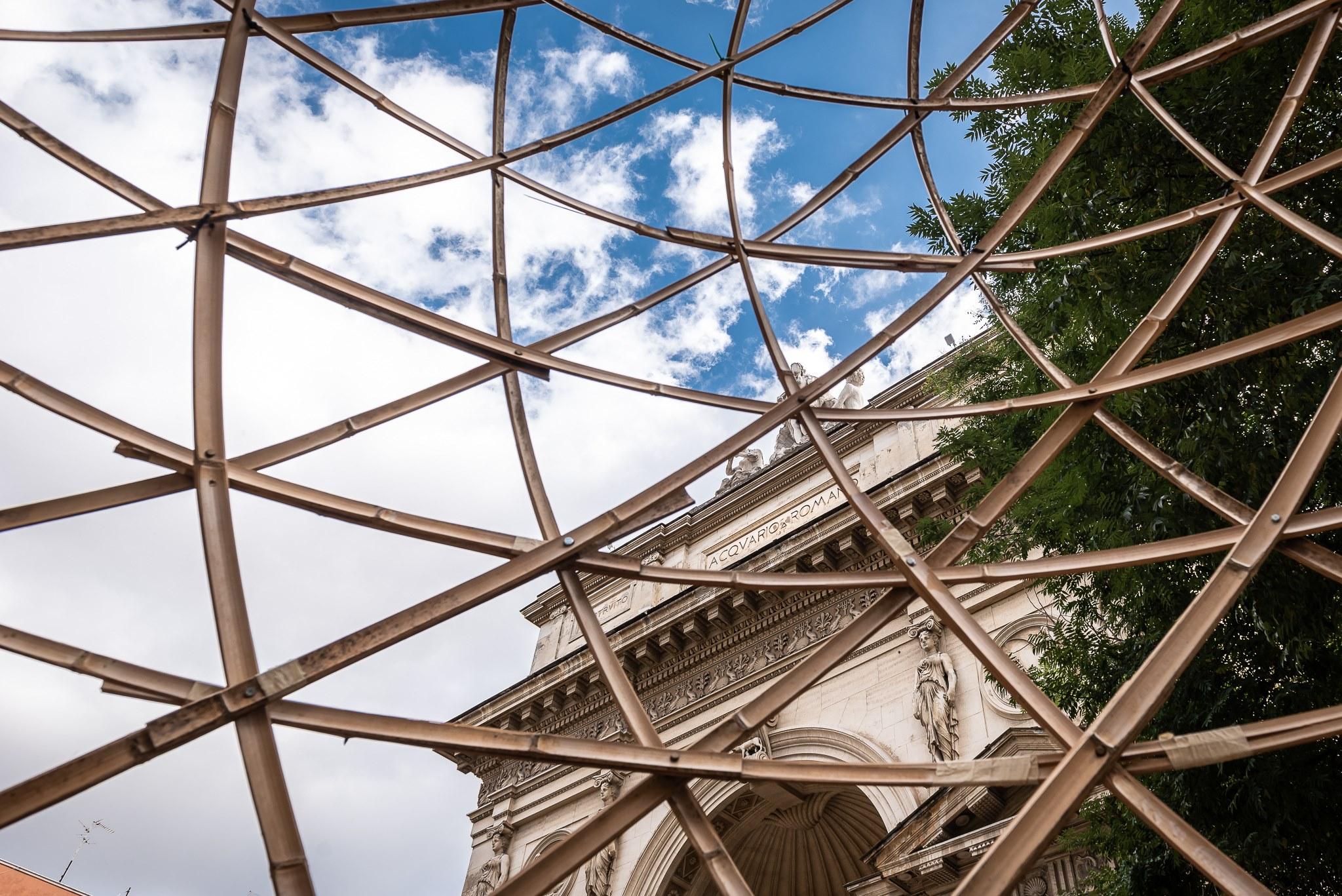 Spam Roma – Settimana Del Progetto Di Architettura Nel Mondo Photo Daniele Raffaelli. Courtesy Spam