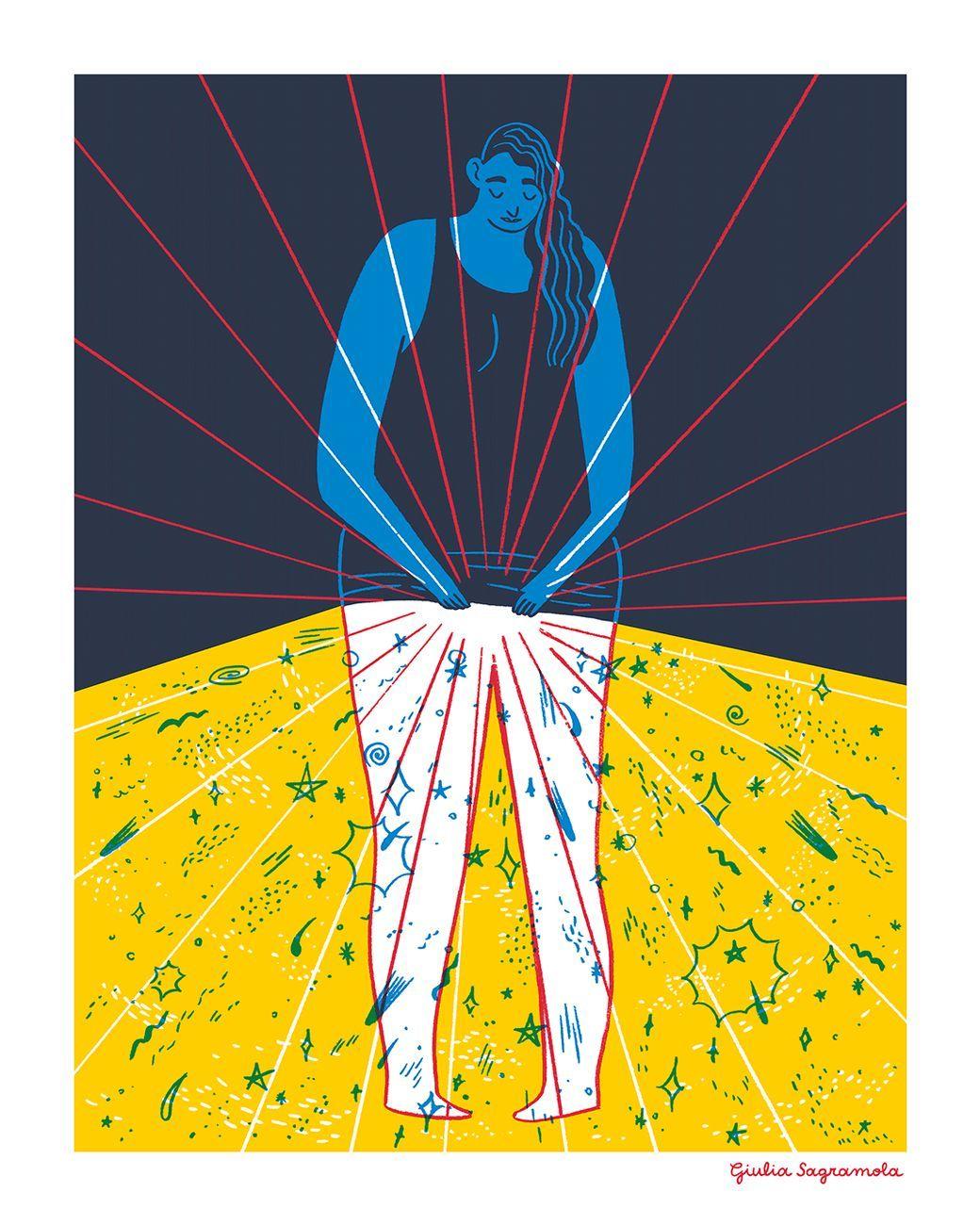 Stampa per il collettivo MARSAM, serigrafia su carta, 40x50 cm, 100 esemplari. Courtesy Giulia Sagramola