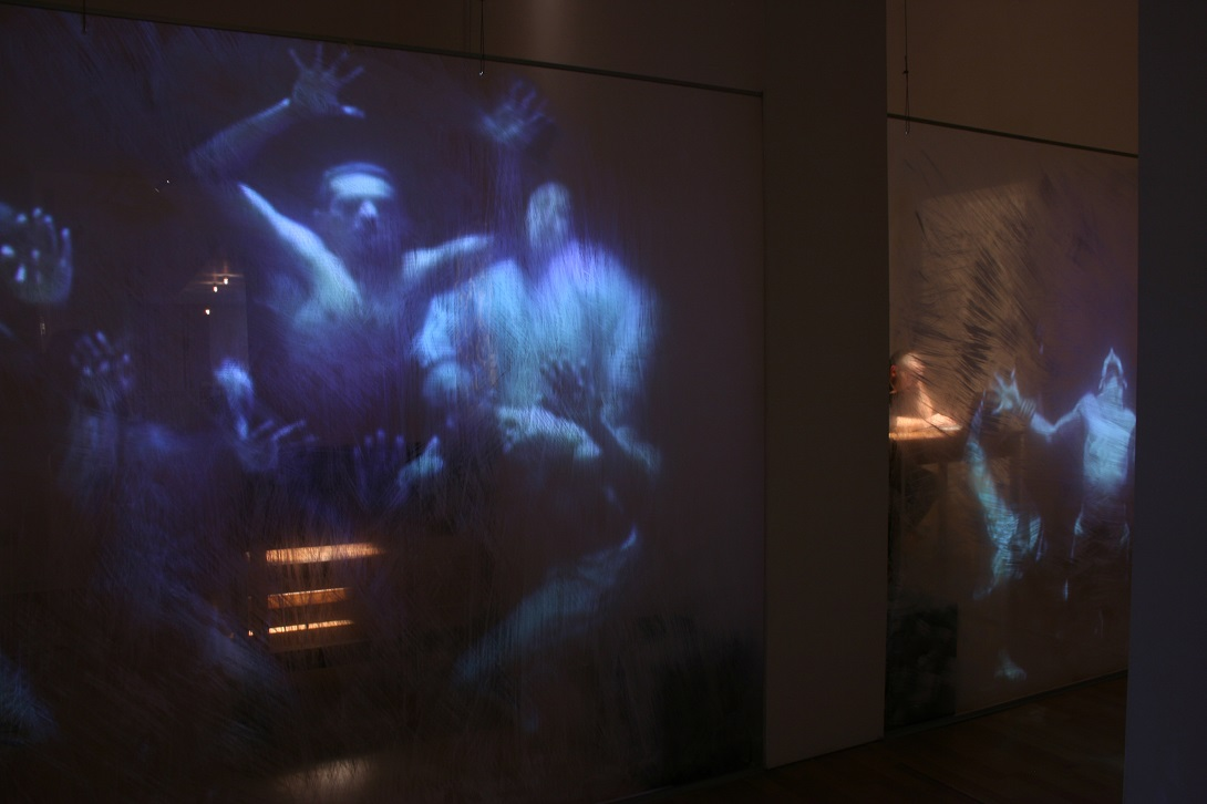 Studio Azzurro, Entrare fuori Uscire dentro, Museo Laboratorio della Mente ASL ROMA 1, 2008