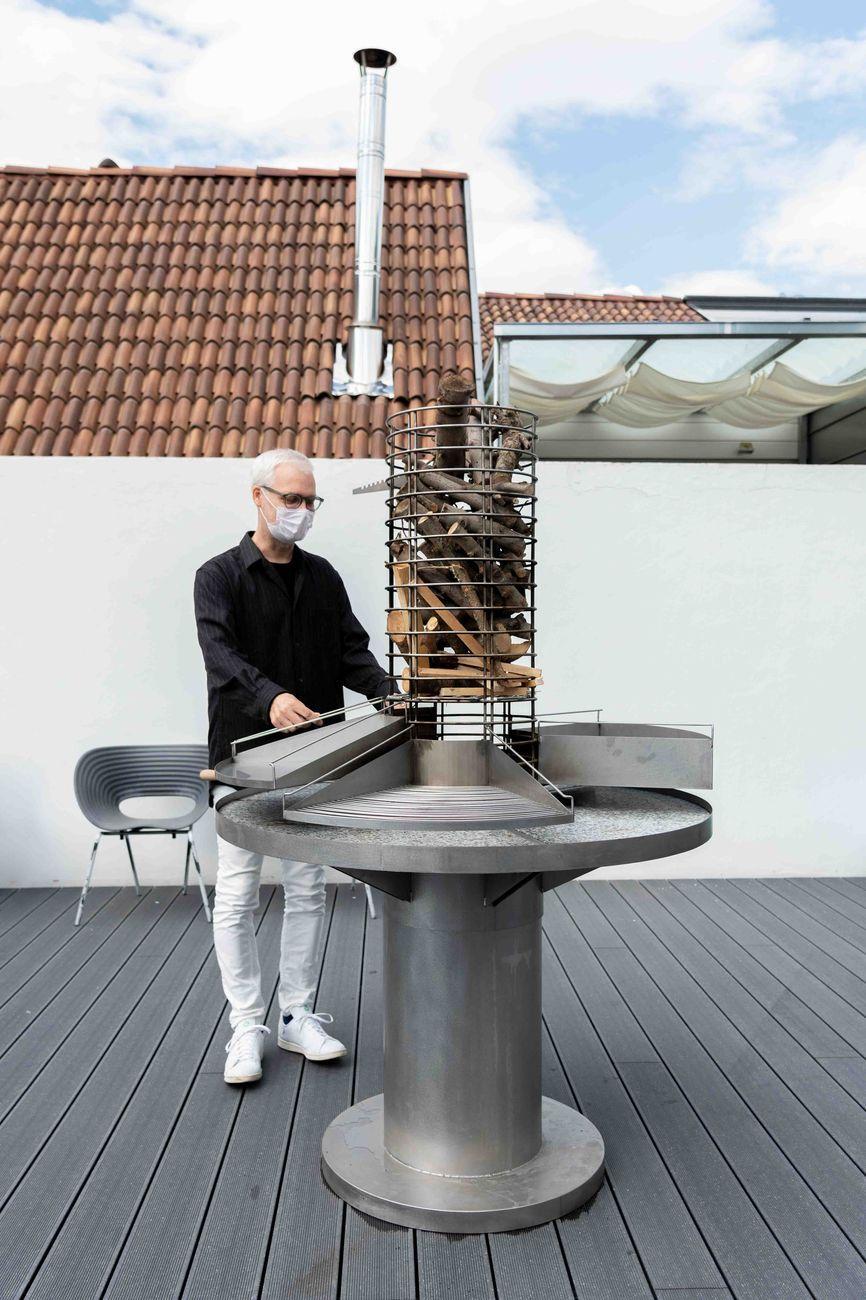 Studio Other Spaces. The Design of Collaboration. Kunst Meran/o Arte. Photo Irene Fanizza