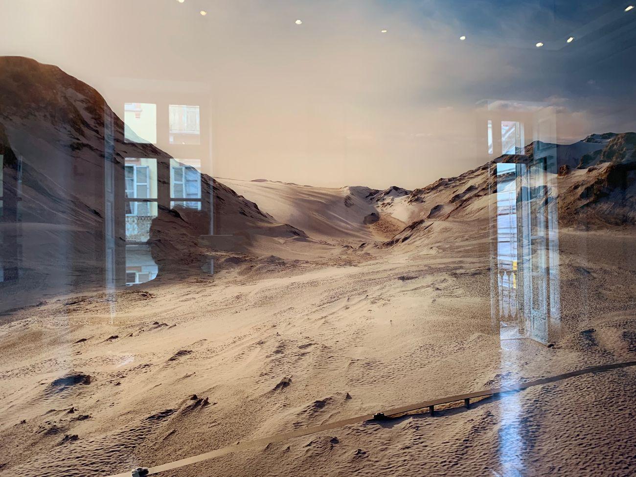 Thomas Wrede. Real Landscapes. Installation view at Photo&Contemporary, Torino 2020. Photo Nicola Davide Angerame