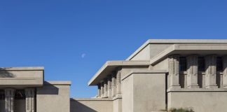 Unity Temple, South Elevation, Foto di Tom Rossiter - courtesy Harboe Architects