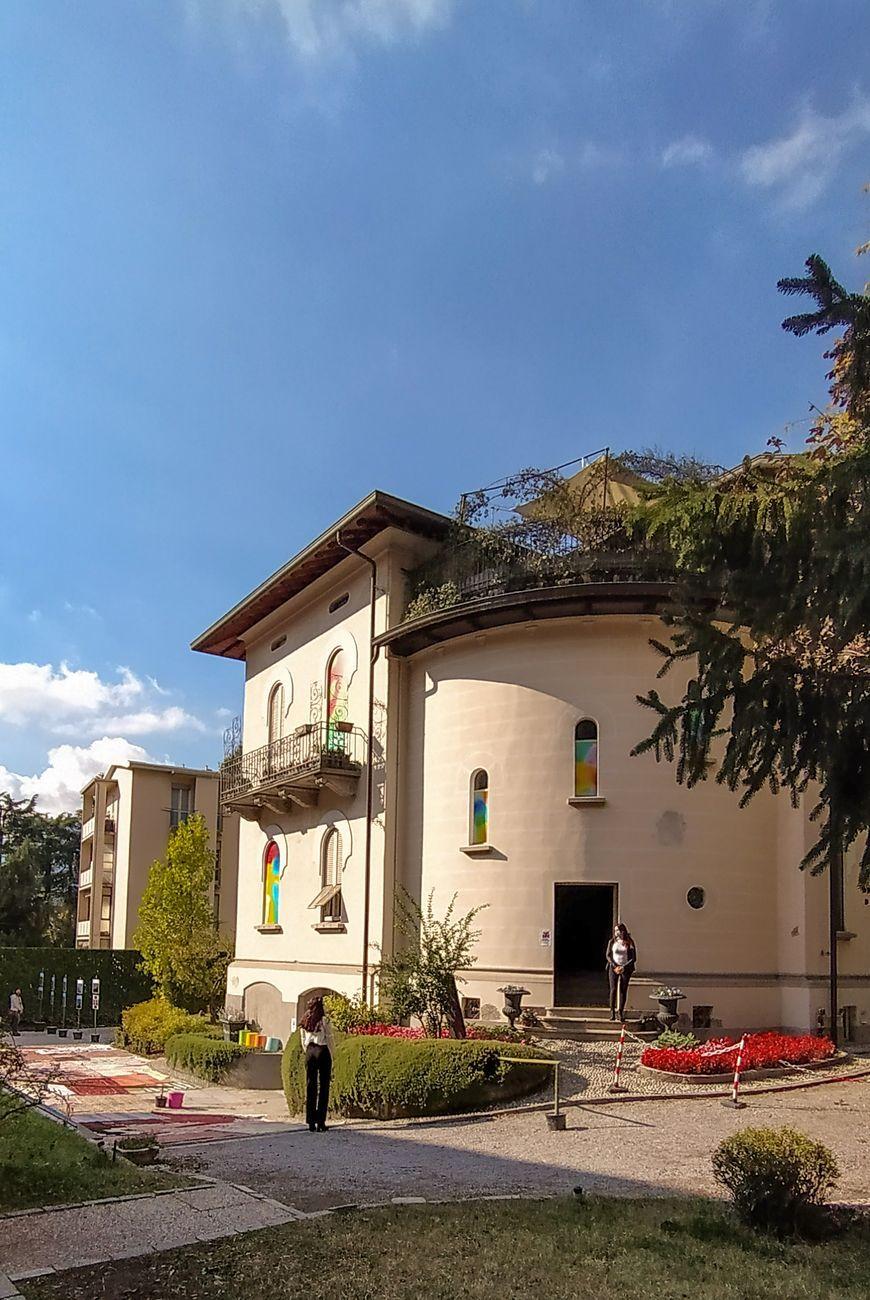 Villa Belfiore, Como. Photo Omar Meijer