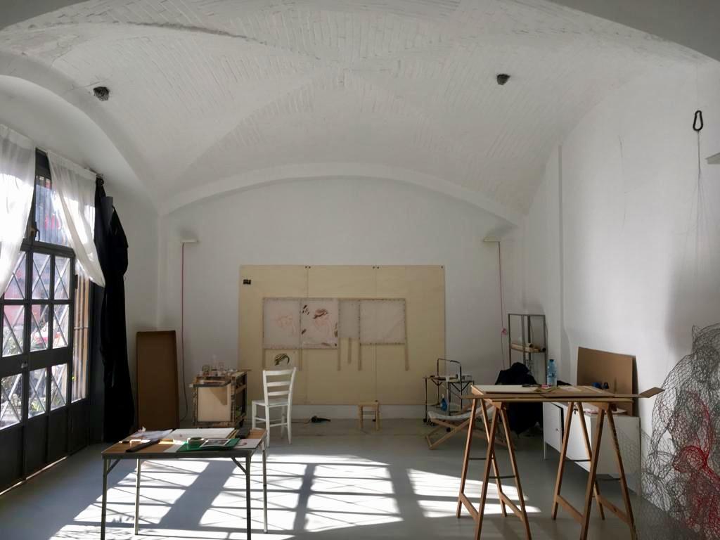 Walk In Studio Benedetta Mori Ubaldini Roberta Savelli