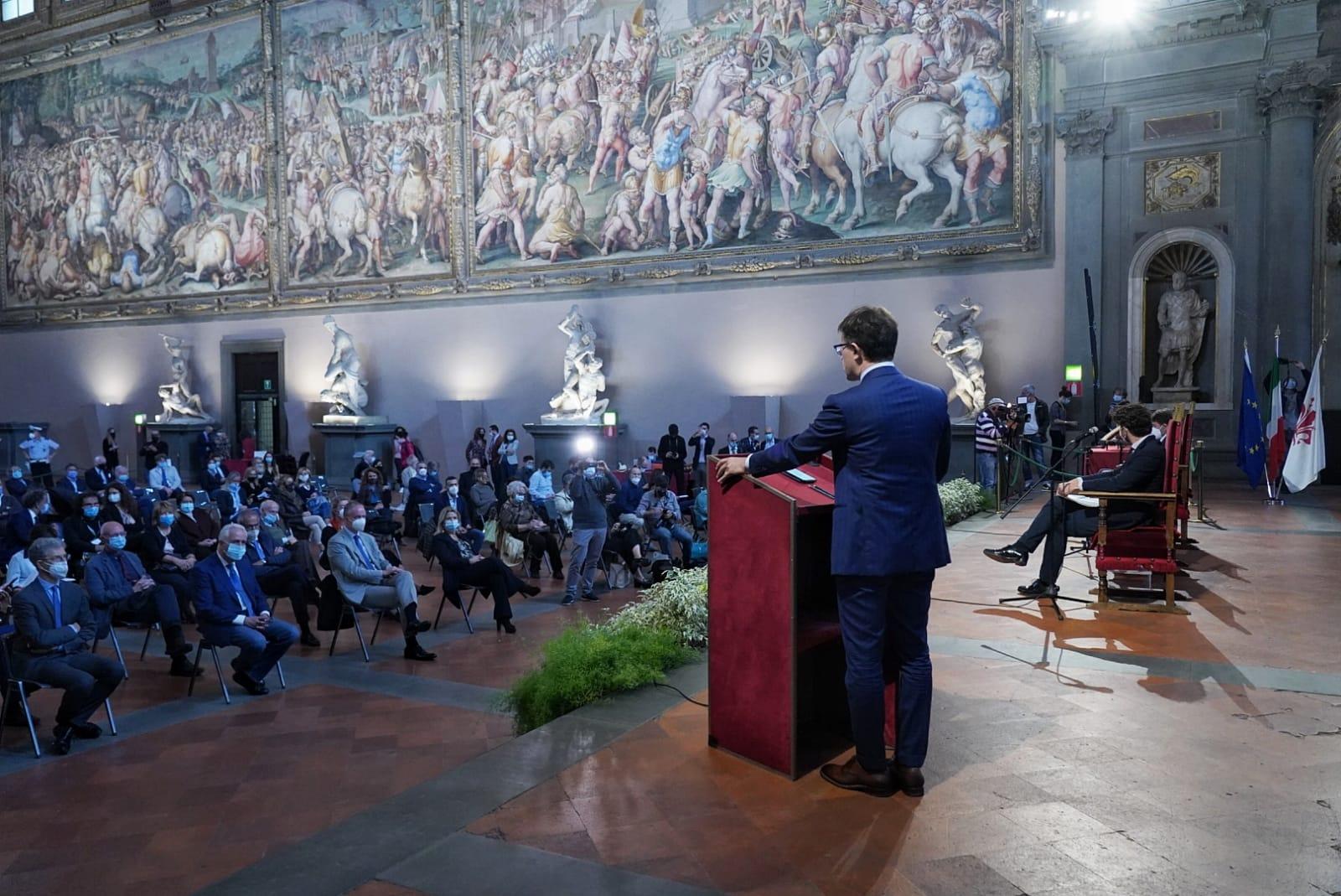 Dante 2021 -Courtesy Comune di Firenze