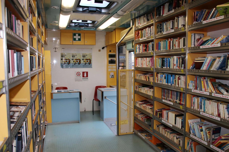 Bibliobus Firenze