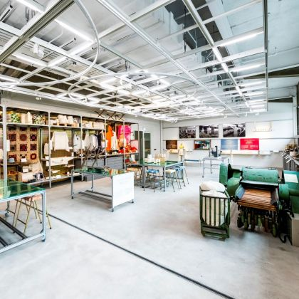 CHAT – Centre for Heritage, Arts and Textile, Hong Kong © CHAT