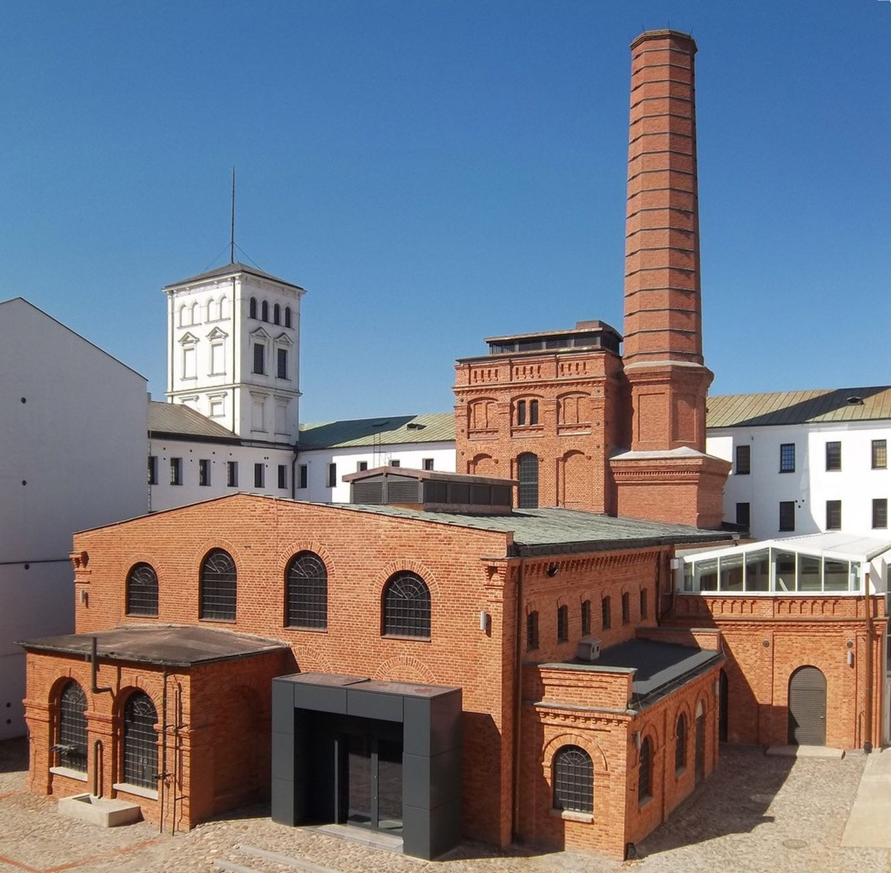 Central Museum of Textiles, Lodz © Central Museum of Textiles
