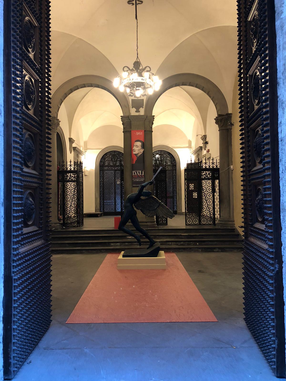 Dalí a Siena. Da Galileo al Surrealismo, al Palazzo delle Papesse