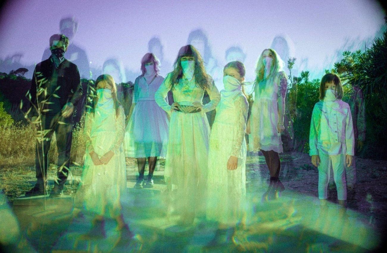 Death Valley Girls. Photo David Fearn