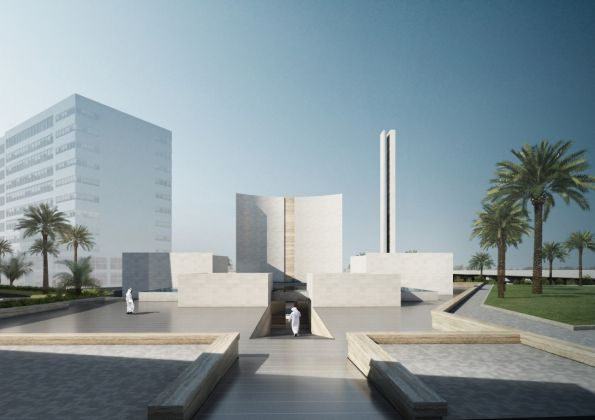 Dubai Design Week, The Shape of Things to Come_DILMUNIA MOSQUE_A new approach to designing places of worship PACE ME
