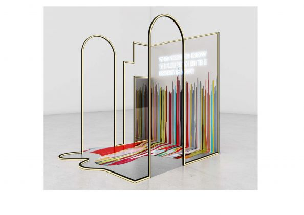 Dubai Design Week, The Shape of Things to Come_FLUX BY Kristina Zanic