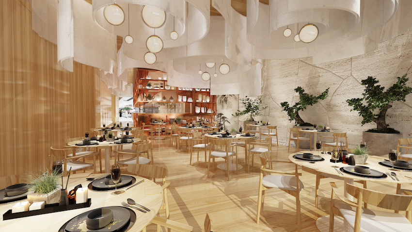 Dubai Design Week, The Shape of Things to Come_Jundo by MMAC