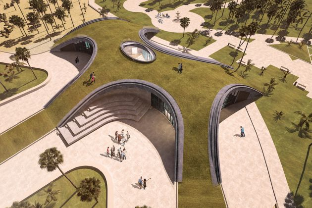 Dubai Design Week, The Shape of Things to Come_Productive Centre by MB Consultancy