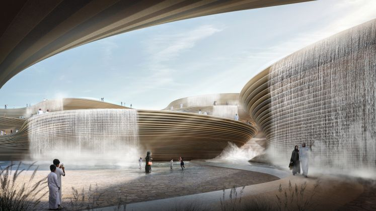 Dubai Design Week, The Shape of Things to Come_The Living Wadi by Atkins Middle East