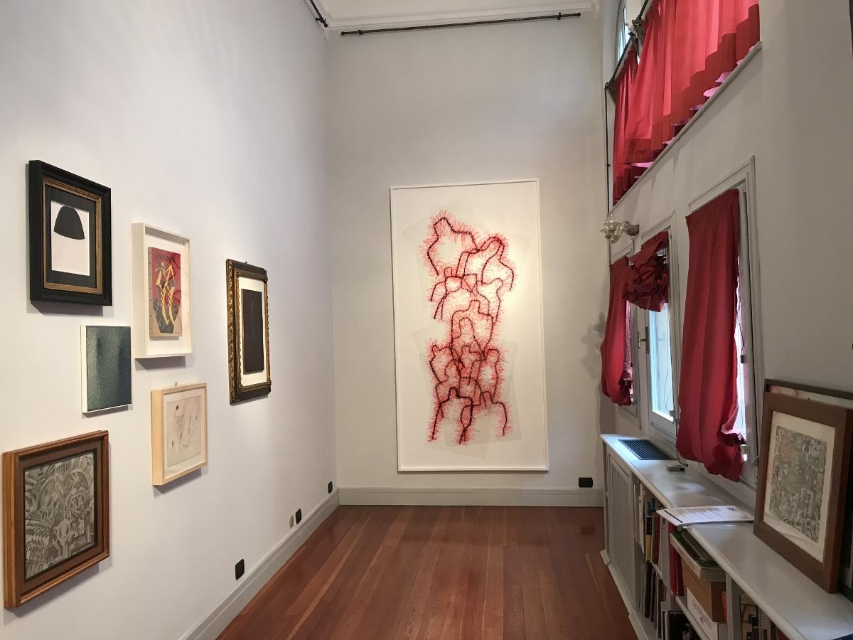 Flashback edizione diffusa Galleria Benappi, Torino, ph Claudia Giraud