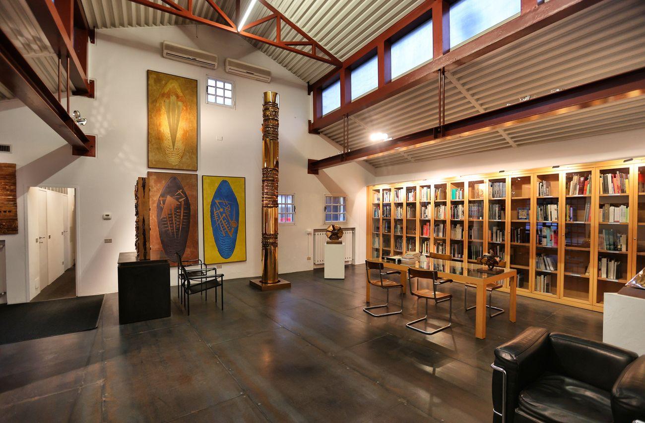 Fondazione Arnaldo Pomodoro Studio. Photo credits Andrea Cherchi