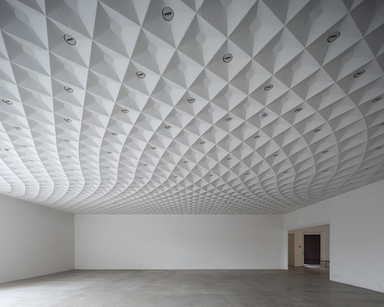Francesca Torzo, Z33 House for Contemporary Art, Design & Architecture, Hasselt 2020. Photo © Kristof Vrancken