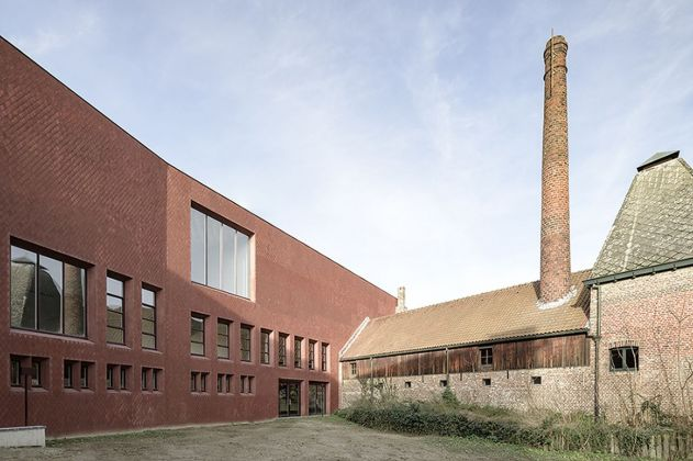 Francesca Torzo, Z33 House for Contemporary Art, Design & Architecture, Hasselt 2020. Photo © Olmo Peeters
