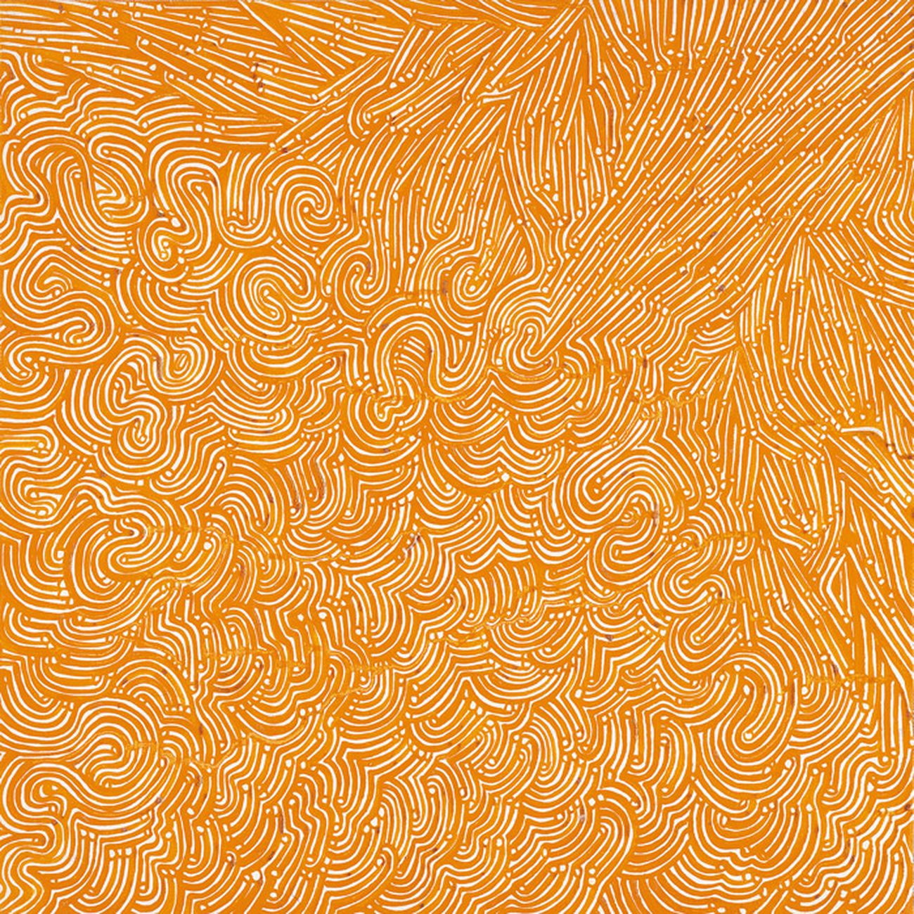 Francesco Polenghi, Senza titolo, 2006, 98 x 98 cm