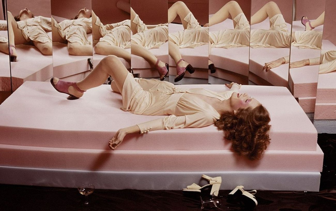 Guy Bourdin per Vogue France, 1972