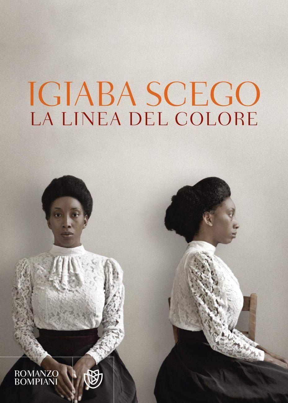 Igiaba Scego - La linea del colore (Bompiani, Milano 2020)