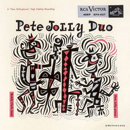 Jim Flora, Pete Jolly Duo, RCA Victor 1955