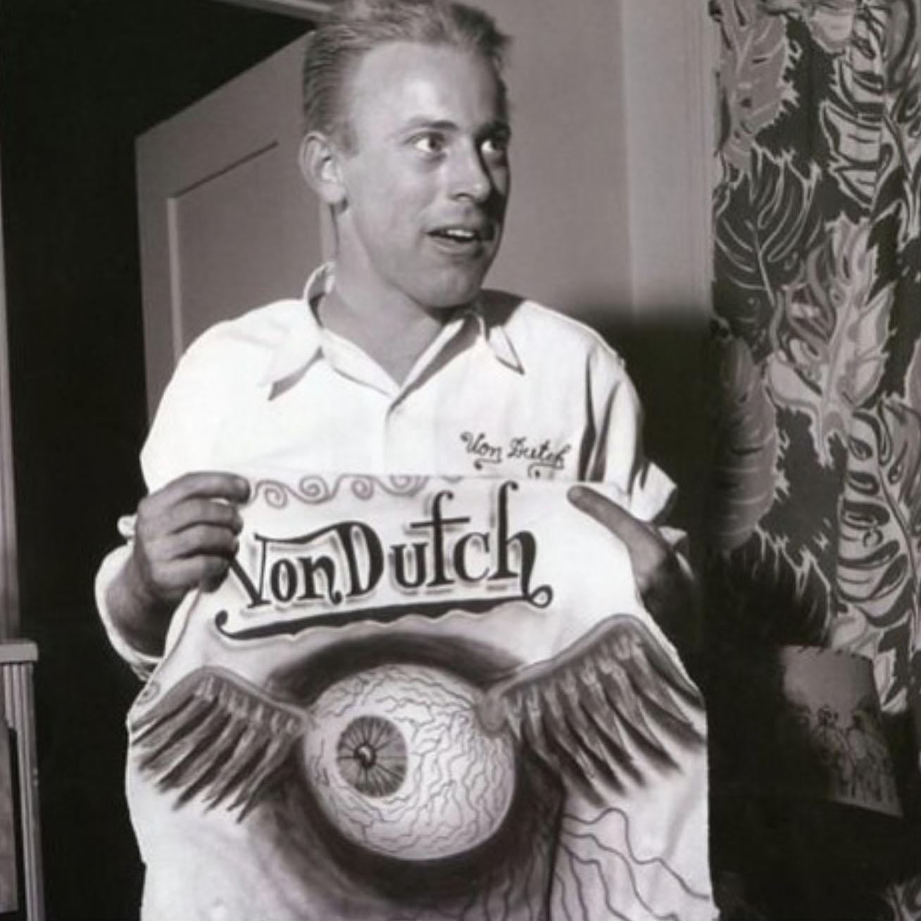 Kenny Howard in un ritratto del 1955