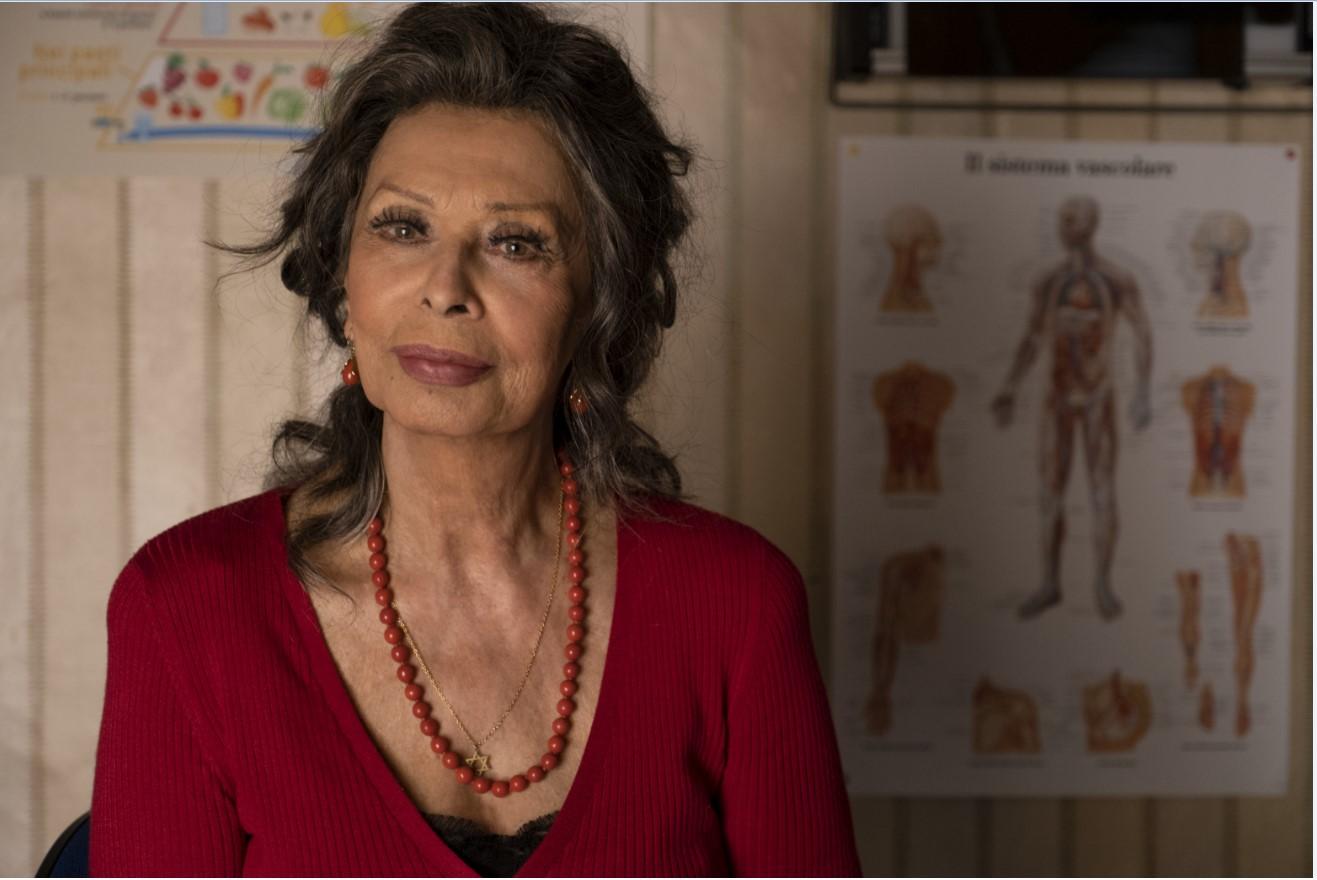 La vita davanti a sé, Sophia Loren