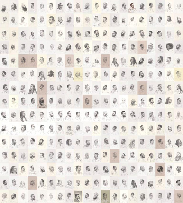 Mark Loughney, Pyrrhic Defeat: A Visual Study of Mass Incarceration, 2014 © Mark Loughney