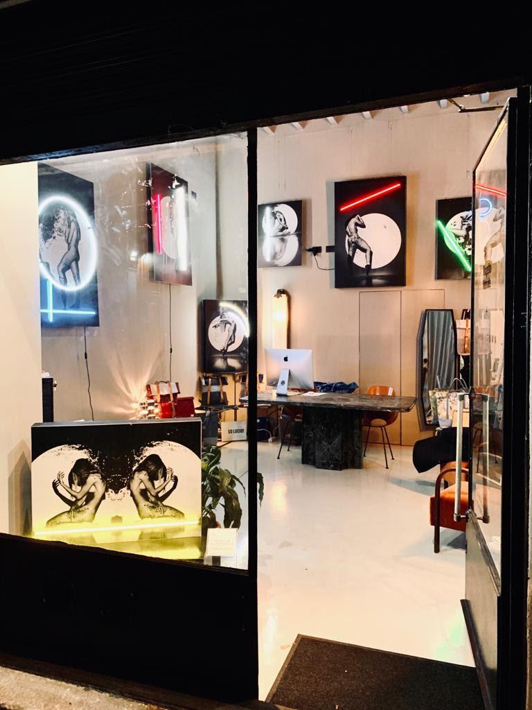 Manintown Gallery Pietro Lucerni