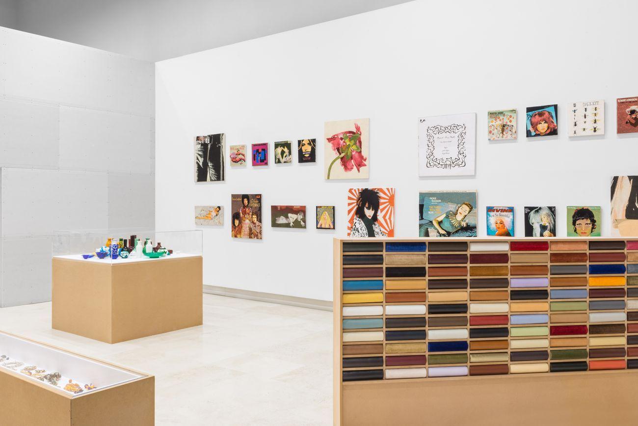 Maurizio Vetrugno. Installation view at Quadriennale d'arte 2020 FUORI. Courtesy Fondazione La Quadriennale di Roma. Photo DSL Studio