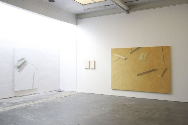 Mental Things. Exhibition view at CROXHAPOX, Gent 2015