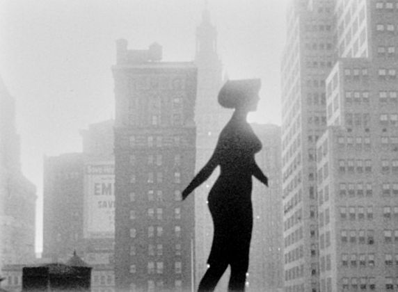 Michael Snow, New York Eye and Ear Control, 1964, 16mm, black & white, sound. 34 minutes