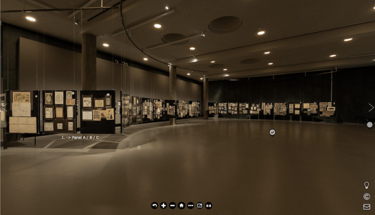 The Warburg Institute - Virtual Tour Images Mnemosyne
