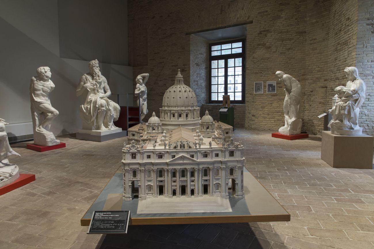 Museo Tattile Statale Omero, Ancora. Photo Luna Simoncini