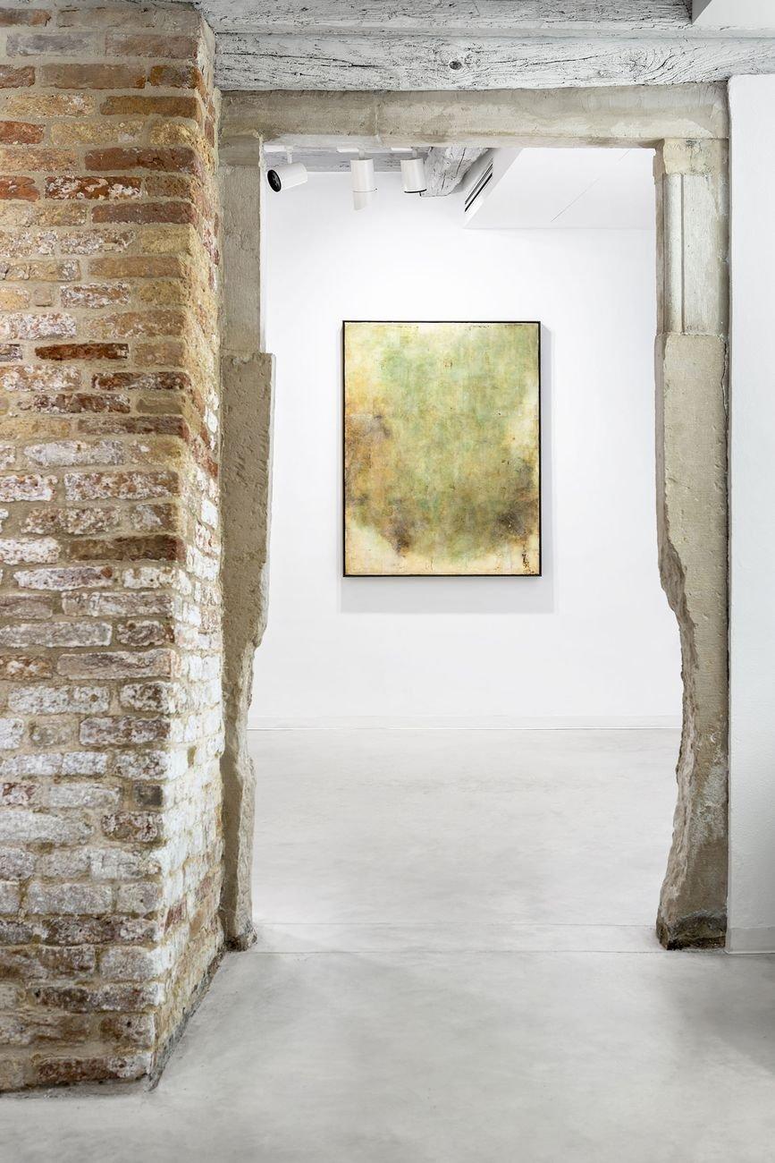 Oltrenatura. Exhibition view at Marignana Arte, Venezia 2020