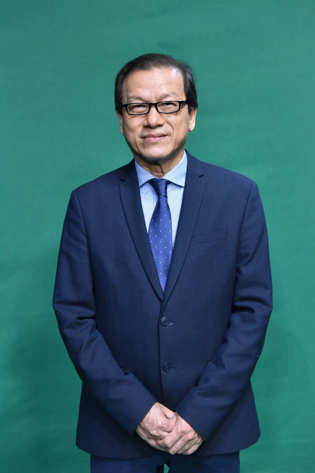 Prof. Dr. Apinan Poshyananda, Chief Executive and Artistic Director Bangkok Art Biennale