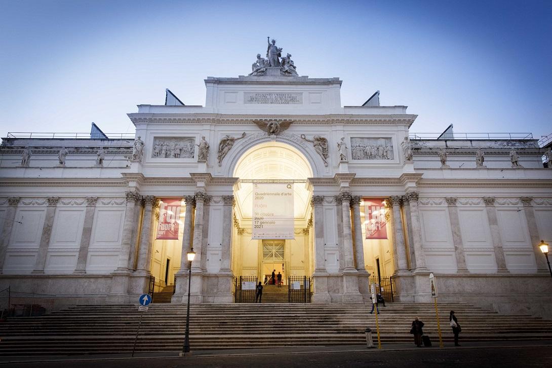 Roma, Palazzo delle Esposizioni, Quadriennale 2020 © Musacchio, Ianniello & Pasqualini